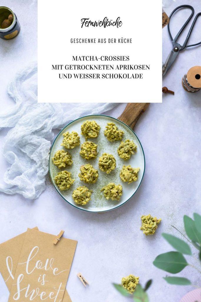 Matcha-Crossies
