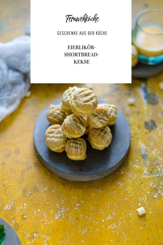 Pinterest Eierlikör-Shortbread-Kekse