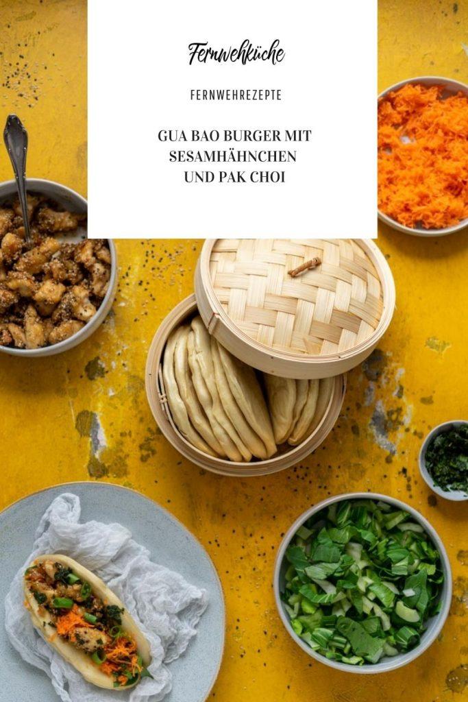 Pinterest Gua Bao Burger