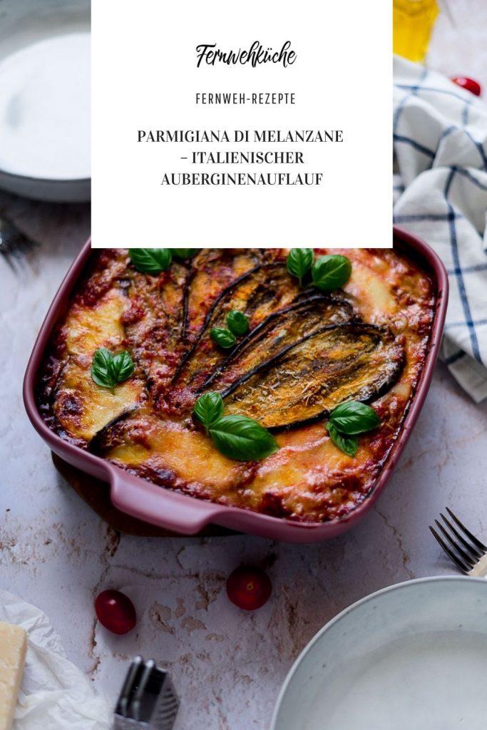 Pinterest Parmigiana di Melanzane