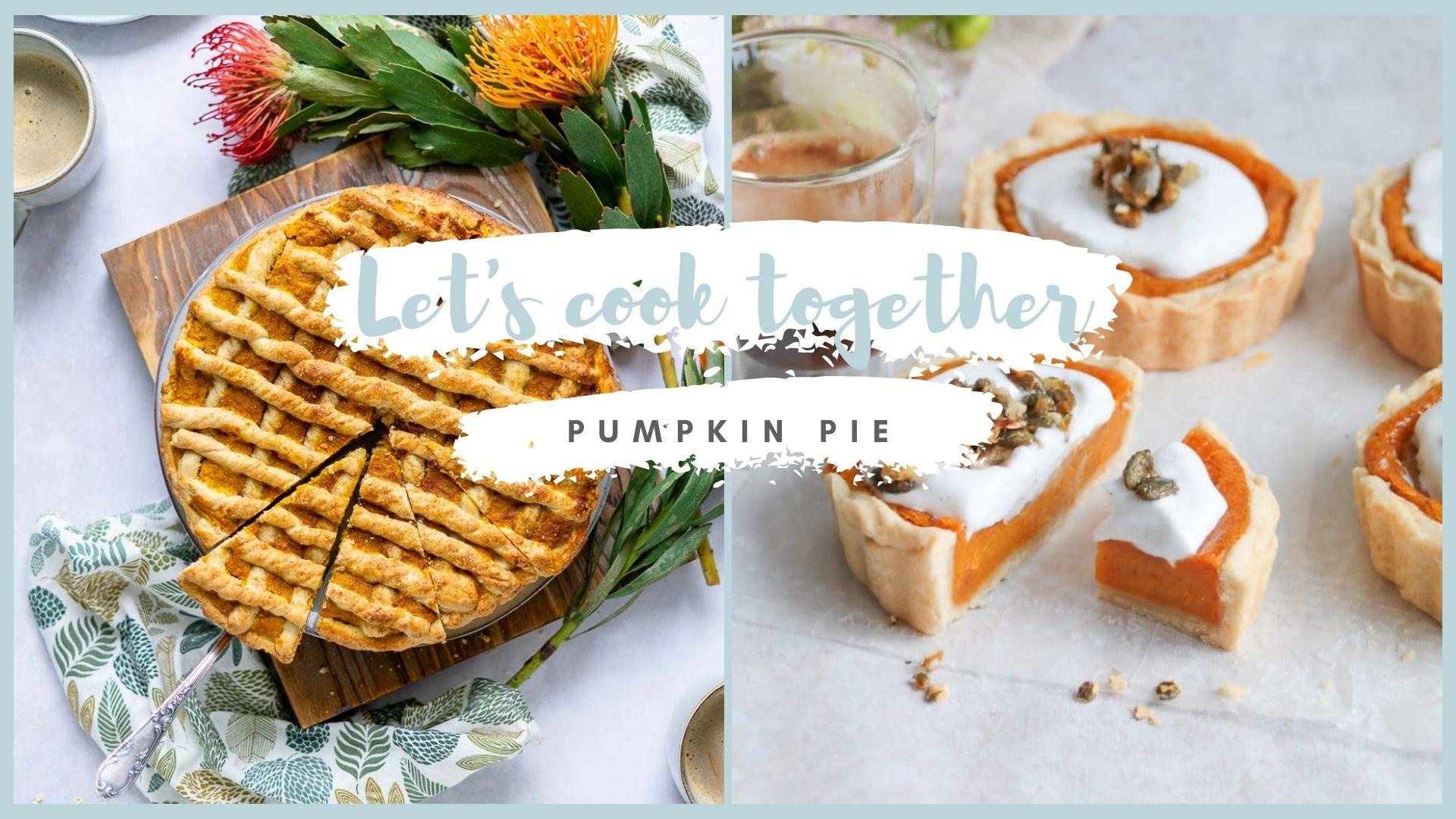LTC Pumpkin pie